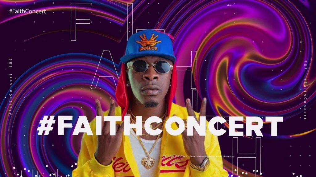 Shatta Wale Faith Concert