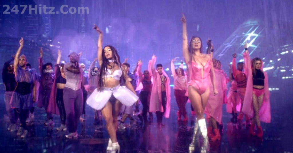 Lady Gaga feat. Ariana Grande - Rain On Me