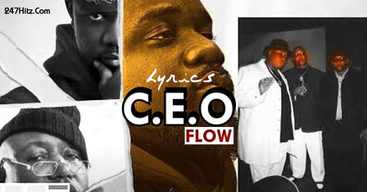 Sarkodie - CEO Flow Lyrics