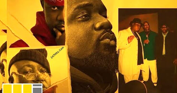 Sarkodie - CEO Flow ft E-40 Official Music Video