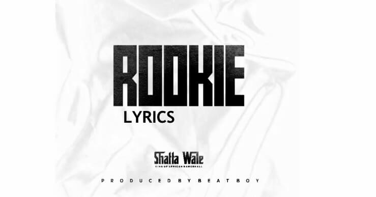Shatta Wale Rookie Lyrics