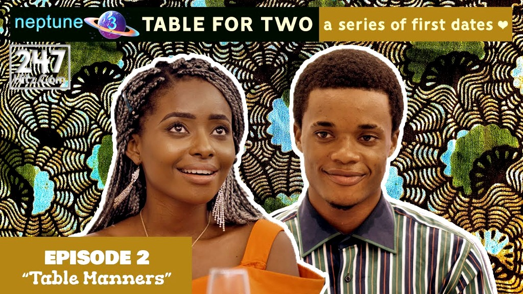 Table for Two: a Series of First Dates Episode 2