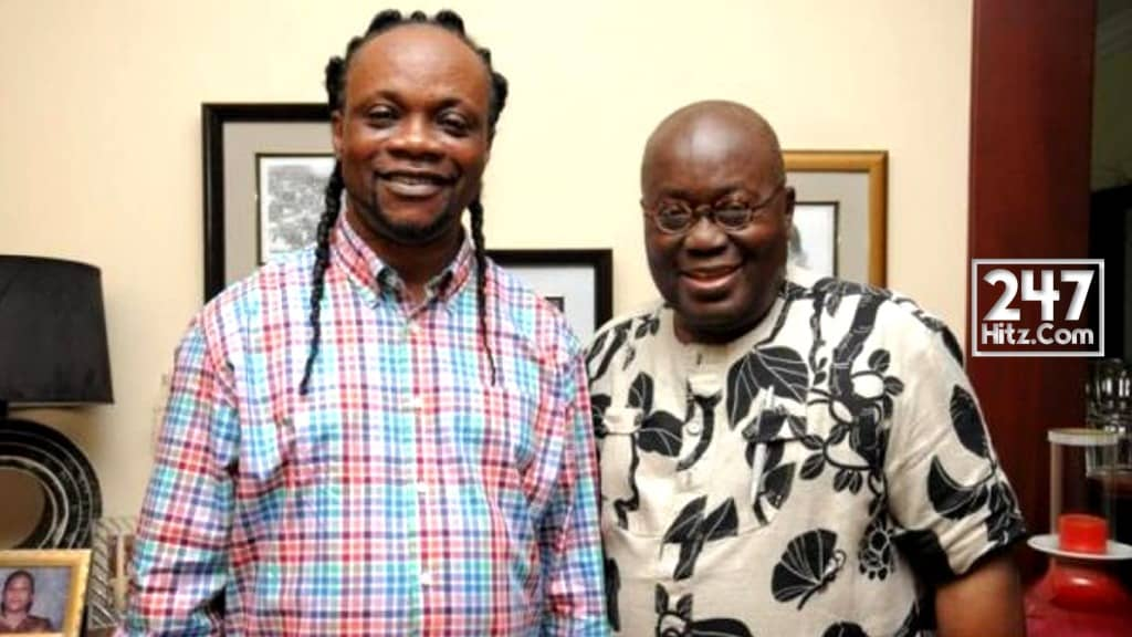 Daddy Lumba Drops A New Campaign Song for Nana Addo