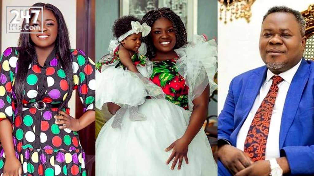 New Audio: Dr. Kwaku Oteng is the Baby Papa of Tracey Boakye's Daughter