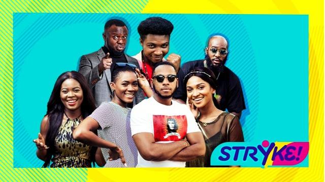 Download Stryke TV Series Season 1 Episode 1